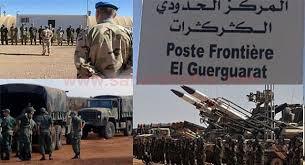 المغرب يعلن بدء انسحابه من الكركرات جنوب الصحراء الغربية
