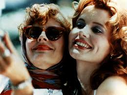Directed by Ridley Scott and written by Callie Khouri, the narrative follows Thelma Dickerson (Geena Davis) and Louise Sawyer (Susan Sarandon), ... - thelma20and20louise