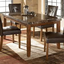 Marble Top Kitchen Table Set Signature Design By Ashley Furniture Lacey Rectangular Dining