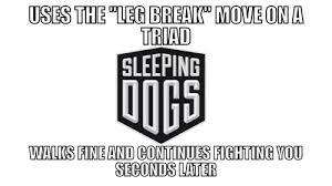 Sleeping Dogs meme - Imgur via Relatably.com
