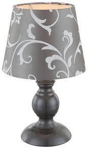 <b>Настольная лампа Globo</b> Lighting METALIC <b>21693</b> — купить по ...