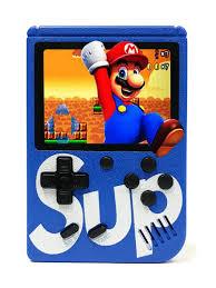 <b>Портативная игровая приставка</b> SUP GAME BOX PLUS 400 в 1 ...