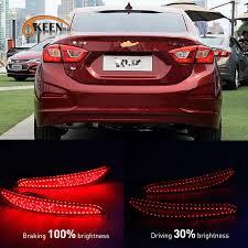 <b>2pcs For Mazda 3</b> Mazda3 2010 2013 12V LED Rear Bumper ...