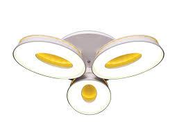 Потолочная светодиодная <b>люстра Ambrella light</b> Orbital Granule ...