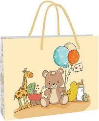<b>Подарочный бумажный пакет PIONEER</b> Baby Time PB 20 купить в ...