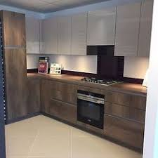 luca matt handleless white kitchen diy