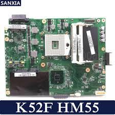 <b>KEFU</b> K52DR Laptop motherboard for <b>ASUS</b> K52DR A52DE K52DE ...