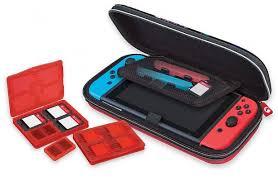 Кейсы, <b>чехлы</b> и сумки для Nintendo Switch