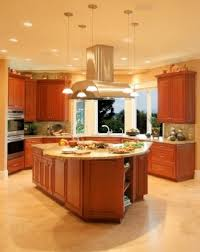 kitchen linear dazzling lights clear ceiling recessed: suspended lights over island and recessed throughout the rest of the kitchen to create a well