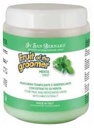 <b>Маска Iv San Bernard</b> Fruit of the Groomer Mint ...