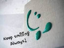 Keep Smiling is one of my favourite quotes and I would like to get ... via Relatably.com