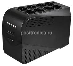 Купить <b>ИБП Ippon Back Comfo</b> Pro New 600 (632582) в интернет ...