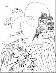 fantastic cute ghost coloring pages halloween stories remarkable scary halloween witches coloring pages halloween stories coloring pages