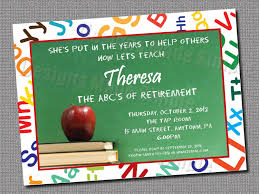 ideas about teacher retirement parties retirement party ideas teacher retirement party invitation for your party get this