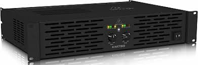 Купить <b>Усилитель мощности BEHRINGER</b> KM750 с бесплатной ...