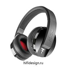 <b>Наушники Focal Listen</b> Wireless BLACK купить, цена в Москве | Hi ...