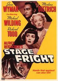 Resultado de imagem para Christian Dior •Stage Fright –(1950)
