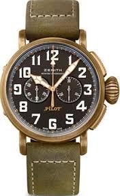 Наручные <b>часы Zenith</b> с черным циферблатом. Оригиналы ...