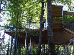 مجموعة لمنازل الاشجار