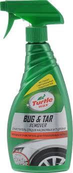 <b>Очиститель</b> пятен <b>гудрона</b> и <b>следов насекомых</b> Turtle Wax ...
