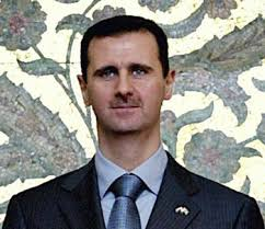 Bashar al-Assad represents 1/3 of the 'Resistance Axis,' all that stands between Israel and all-out domination of the. Middle East. - bashar%2Bal-assad