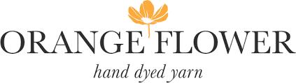 <b>Orange Flower</b> Yarn