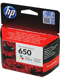 Струйный <b>картридж</b> 650 <b>Tri</b>-<b>Colour</b> (CZ102AE) <b>HP</b> 6091517 в ...