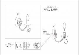 <b>Бра F-Promo 2159-1W</b> - купить в интернет-магазине АСП Свет