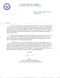 my nsa kryptos foia appeal letter initial response kryptos i tried to emphasize that i m grateful but was hoping for more recent developments if anyone from the foia office has ever taken offense please accept my