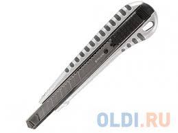 <b>Нож универсальный</b> 9 мм <b>BRAUBERG</b>, металлический корпус ...