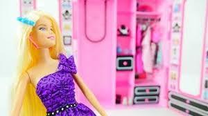 Игрушечный <b>шкаф</b> для <b>куклы</b> Барби - Как стать аккуратными ...