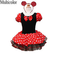 <b>Hot Kids Gift Minnie</b> Mouse Party Fancy Costume Cosplay Girls ...