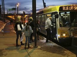 Fatal shooting in Minneapolis bus stop