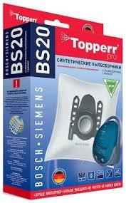<b>Набор пылесборники</b> + <b>фильтры</b> Topperr 1401 BS 20 купить в ...