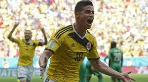 Kolombia vs Pantai Gading