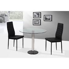 All Glass Dining Room Table Dining Tables Space Saving Dining Table And Table And Chairs On