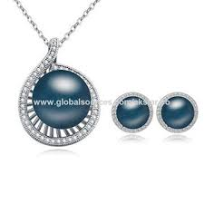 China Imitation <b>Pearl Jewelry Sets</b> from Wenzhou Wholesaler ...