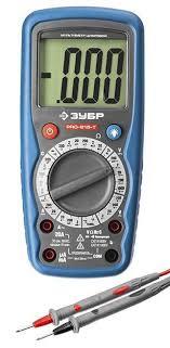 <b>Мультиметр ЗУБР</b> Профессионал <b>PRO</b>-<b>815</b>-<b>T</b> цифровой 59815-T ...