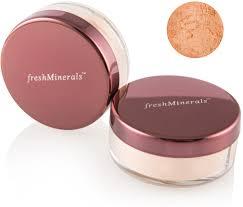 freshMinerals <b>Рассыпчатая пудра, основа с минералами</b>, оттенок ...