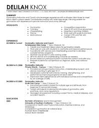 resume group fitness instructor resume printable group fitness instructor resume ideas