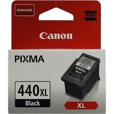 Оригинальный картридж <b>Canon PG</b>-<b>440XL</b> (с черными ...