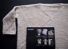omA KOPPA: Alpaca - JÄTTIPAITA | crochet, knitting | Crochet ...