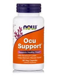 Now <b>Ocu</b> Support <b>Clinical Strength</b>, 60 caps - Online Pharmacy ...