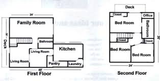 Sample plans for small inexpensive house layoutsmall house plan