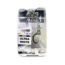 Газонаполненные <b>лампы AVS ALFAS Pure-White</b> 6000К H3 12V ...