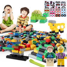 <b>500pcs</b> Classic Building Block Set <b>Technic</b> City Creator House DIY