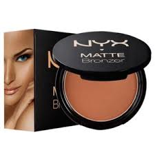 Бронзирующая пудра <b>NYX Professional Makeup</b> MATTE <b>BRONZER</b>