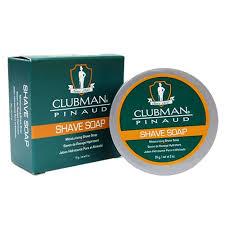 <b>Clubman</b> Shave Soap <b>Натуральное мыло для</b> бритья ‹ WT ...