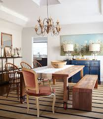 italian square dining table country