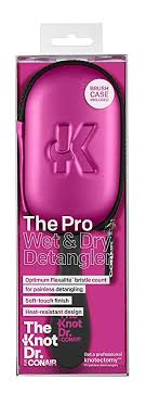 The Knot Dr. For Conair The Pro with Case Pink: Beauty - Amazon.com